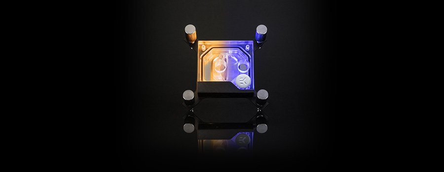 EK Classic D-RGB water block for 115x/20xx Intel
