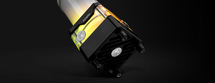 EK-Quantum heatsink for DDC pumps
