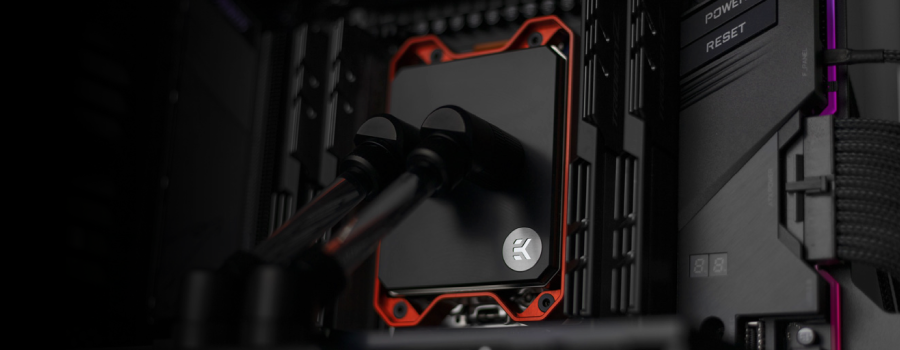 EK-Quantum Magnitude sTRX4 - water block for threadripper