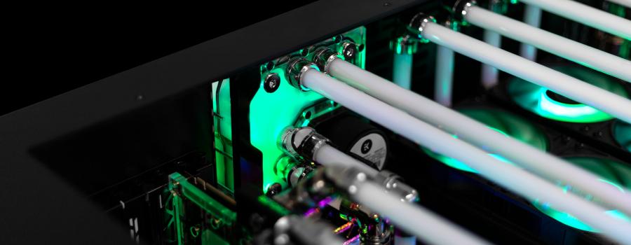 EK-Quantum Reflection Distro plate Uni 140 D5 PWM
