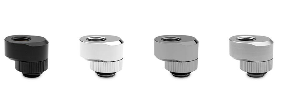 EK-Quantum Torque fitting series revolvable extenders