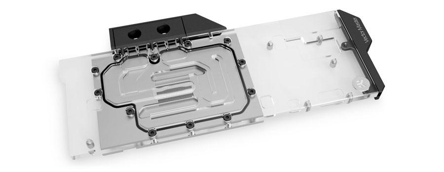 EK water block for AORUS Master 6800 6800XT and 6900XT