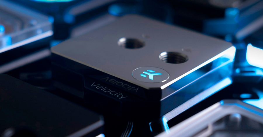 EK-Velocity RGB Intel Full nickel
