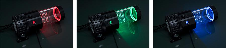 EK-XRES 140 Revo D5 RGB PWM