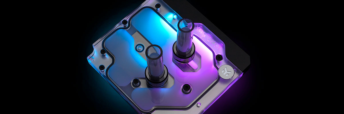 EK-Quantum Momentum ROG Strix X570-E