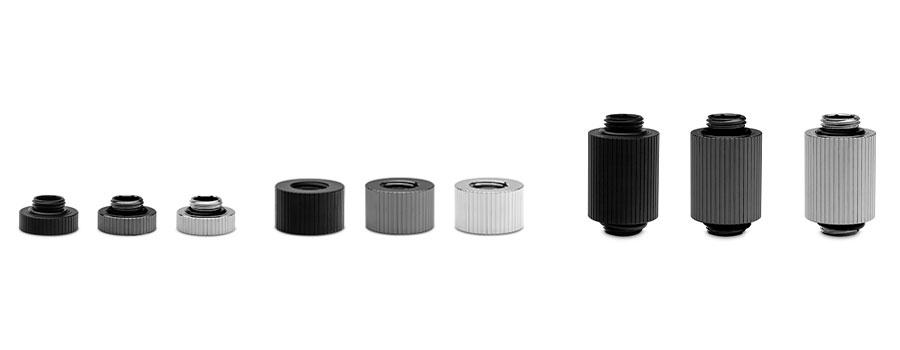 EK-Quantum Torque fitting series static extenders