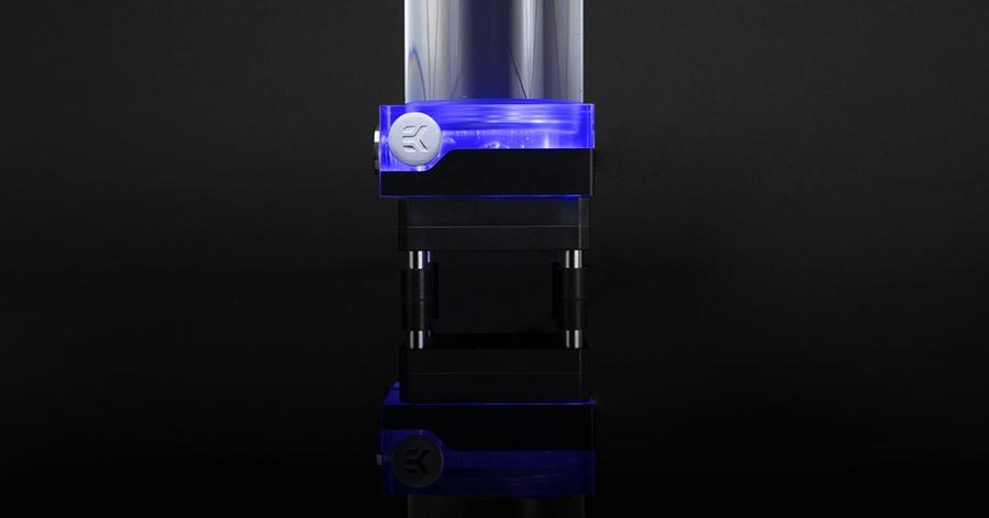 EK-XRES 140 SPC PWM Classic RGB - Plexi (incl. pump)